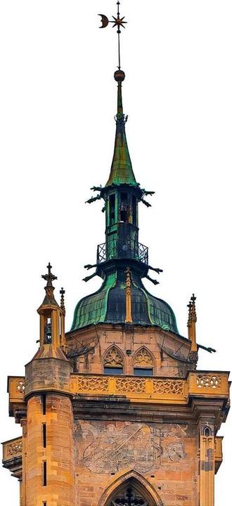 Es läuten  die Glocken  in Saint-Martin in Colmar.  | Foto: ROLF FISCHER/Adobe.com