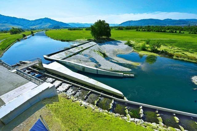 Angler: Fischbestände durch Wasserkraftwerke in Gefahr
