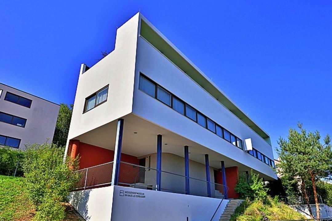 Vorreiter der Moderne: die Stuttgarter Weißenhofsiedlung    Foto: ©Stuttgart-Marketing GmbH, Achim Mende