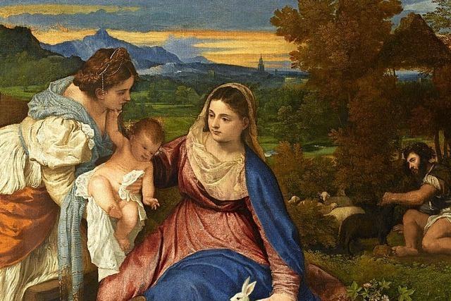 Erleben Sie Tizian im Städel Museum