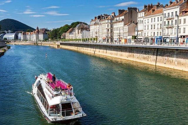 Freuen Sie sich auf die Königin der Franche-Comté