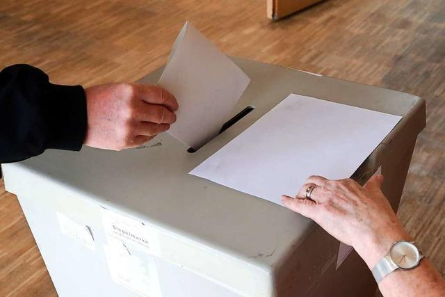 Teile der Bürgermeisterwahl in Ballrechten-Dottingen werden neu ausgezählt