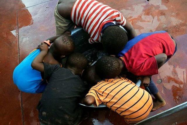 Erste Cholera-Fälle nach Zyklon Idai bestätigt