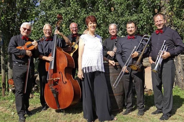 Das Salonorchester Ortenau macht nostalgische Unterhaltungsmusik