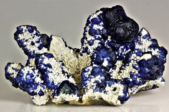 Internationale Schmuck- und Mineralienmesse Euromin im Lörracher Grütt