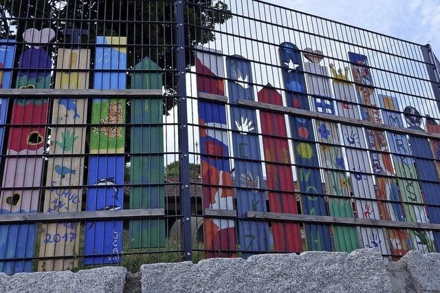 Kindergarten wird sicherer gemacht