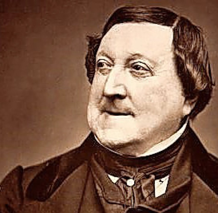Gioachino Rossini  | Foto: Pro