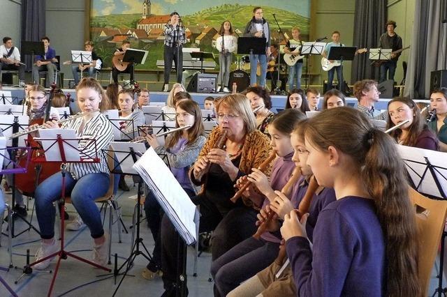 Beeindruckende Nachwuchsmusiker