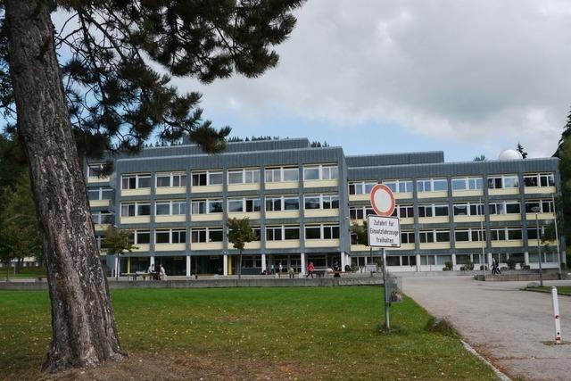 Keine Flüge mehr bei Studienreisen: Kreisgymnasium Hochschwarzwald will Zeichen setzen