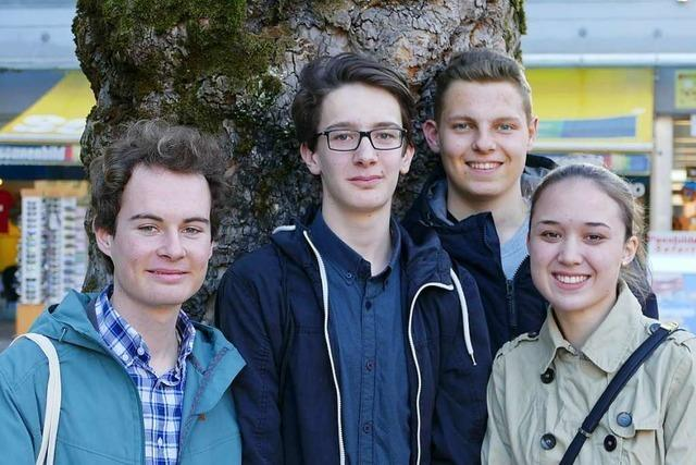 Die Jugendlichen wollen in Lörrach wieder gehört werden