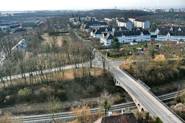 Gemeinderat Weil bewilligt 900.000 Euro für eine Behelfsbrücke