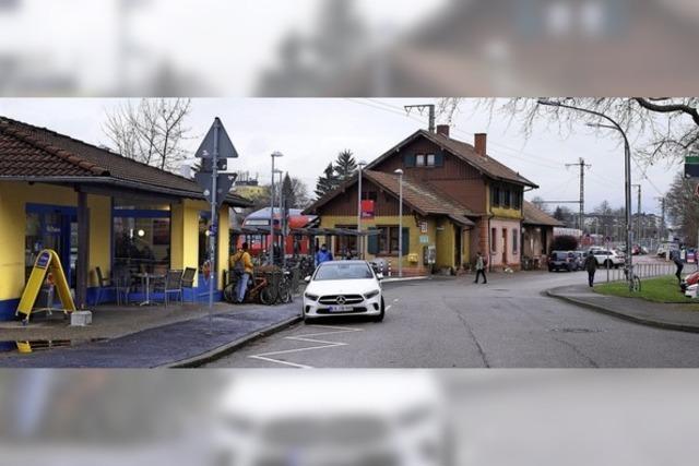 Durchbruch in Littenweiler