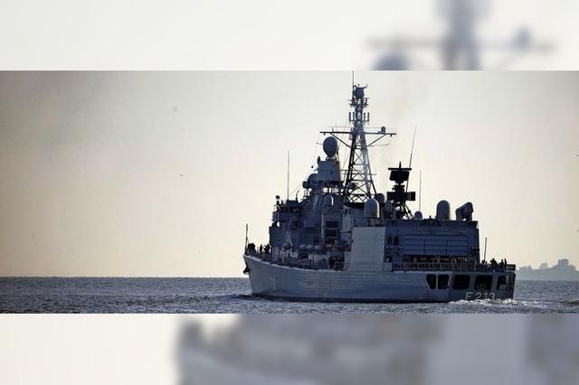 Warum der Marineeinsatz endet