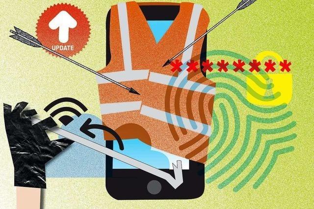 12 Tipps für mehr Sicherheit auf dem Smartphone