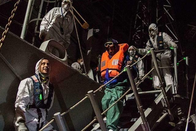 Die EU stellt die Seenotrettung im Mittelmeer ein – ein Trauerspiel