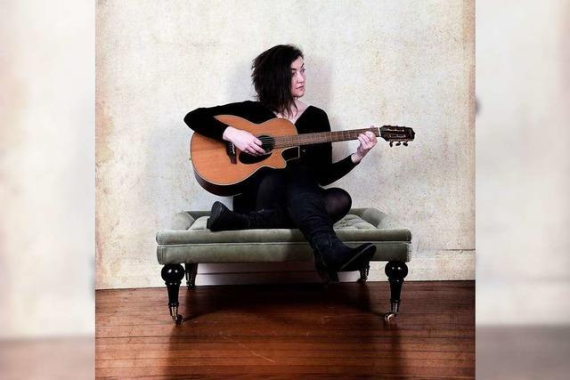 Für Sängerin Saskia Kaiser ist Musik ein großer Kraftpol