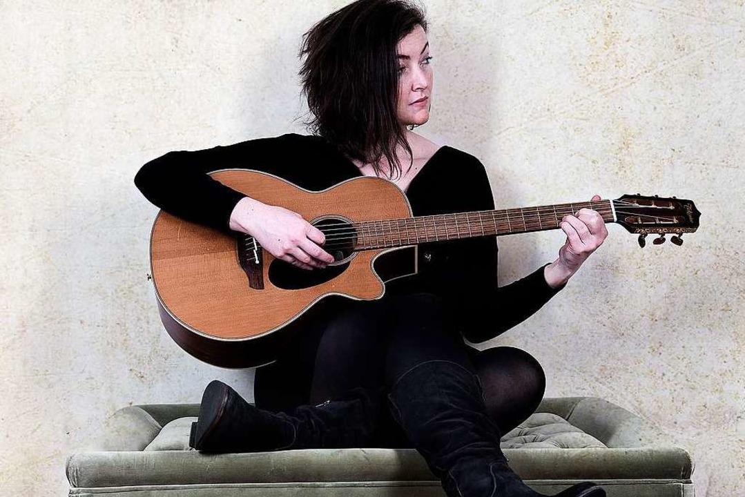 sports shoes 7133f 0ce96 Für Sängerin Saskia Kaiser ist Musik ein großer Kraftpol ...