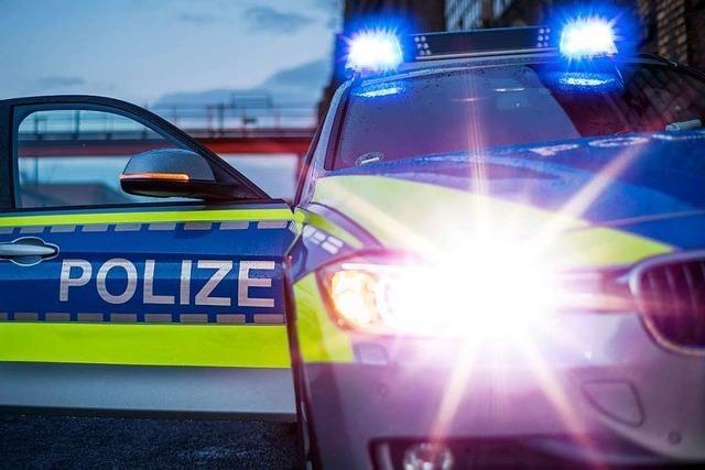Die Polizei verzeichnet im Landkreis Lörrach einen Rückgang der Straftaten