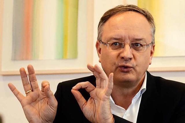 Andreas Stoch: Ein Feingeist, der die Keule schwingt
