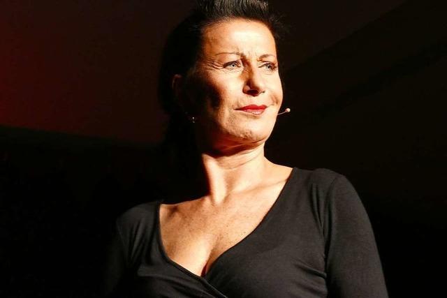 Die Kabarettistin Patrizia Moresco sagt dem Selbstoptimierungswahn den Kampf an