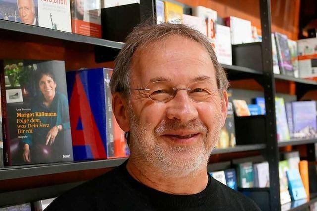 Der Lörracher Buchhändler Irimbert Kastl spricht über den Abschied von seinem Geschäft