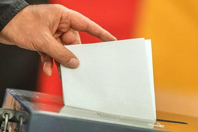 Was im Ortsteil St. Wilhelm bei der Kommunalwahl die Besonderheit ist