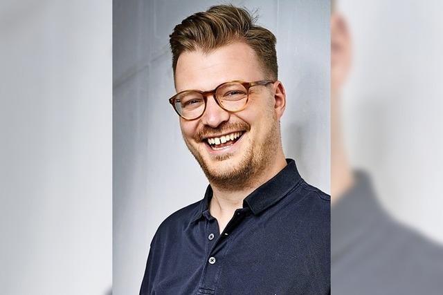 Maxi Gstettenbauer gibt Vorstellung im Bad Säckinger Kursaal
