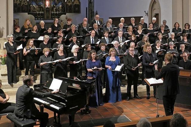 Die Heinrich-Schütz-Kantorei bringt Carl Loewe zur Aufführung