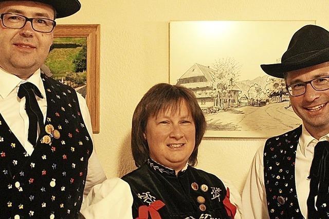 Margit Schmidt ist nun Vorsitzende