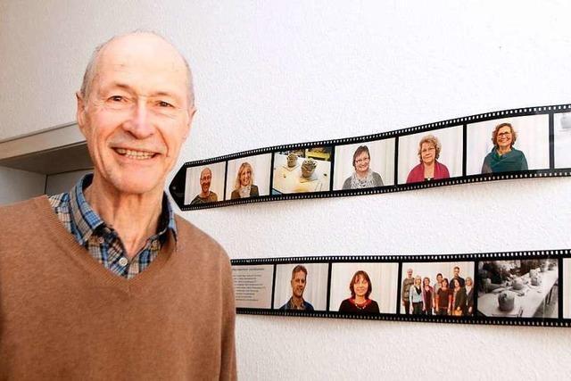 Klaus Bilek hat fast 30 Jahre in der Suchtberatung gearbeitet