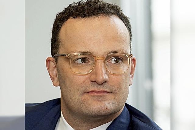 Jens Spahn in Höchenschwand