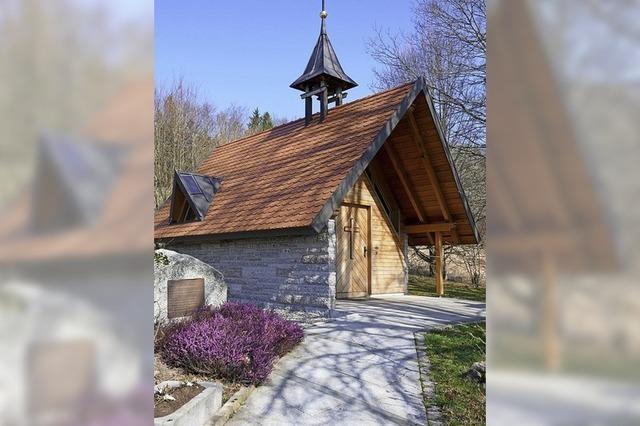 Die Antoniuskapelle bleibt ein beliebtes Ziel