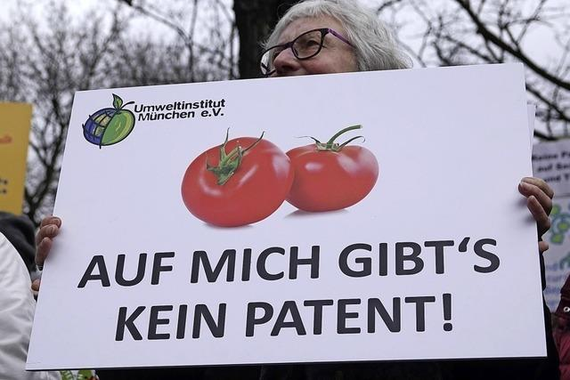 Gibt es nun doch Patente auf Lebensmittel?