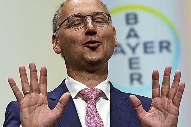 Bayer soll hohen Schadenersatz zahlen