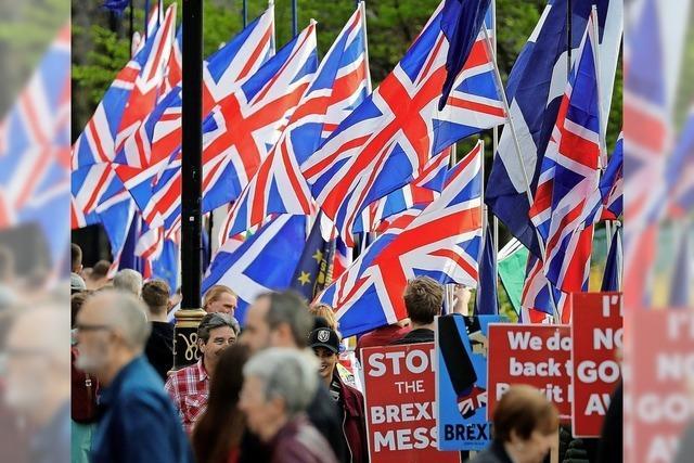 Britische Wirtschaft ist entnervt