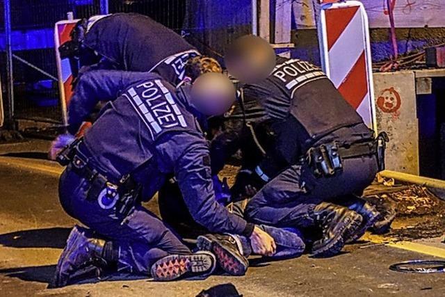 Bewährung für Polizisten