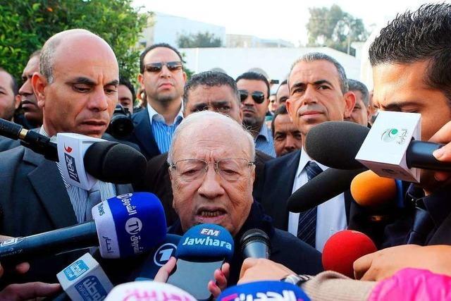 Ein Test für die Demokratie Tunesiens