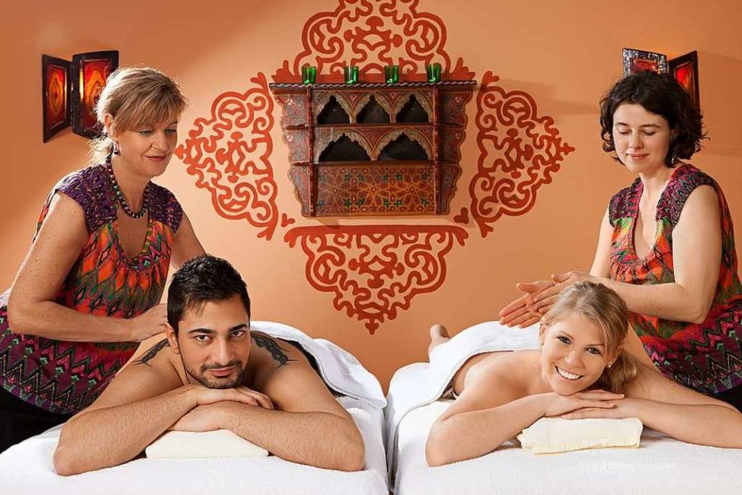 Auch im Marrokanischen Bad gibt es für BZ-Card-Inhaber ein Aktionsangebot.  | Foto: Promotion