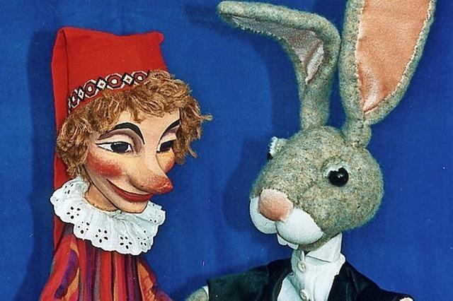 BZ-Card verlost drei Familienpakete à vier Tickets für die Freiburger Puppenbühne