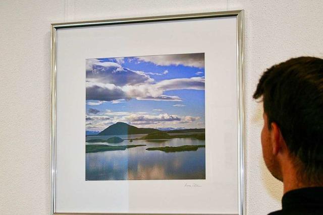 Im Vörstetter Rathaus wird die Fotoausstellung