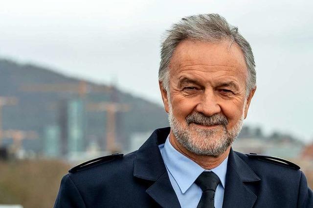 Polizeipräsident Rotzinger kommt wohl in politischer Funktion zurück