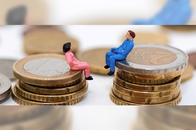 Ungleiche Bezahlung