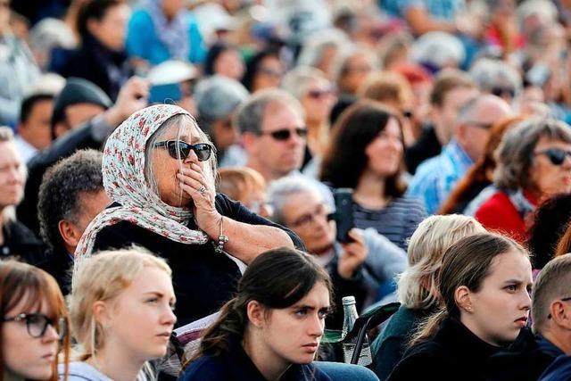 Christchurch gedenkt der Opfer – Ardern mahnt zu Menschlichkeit