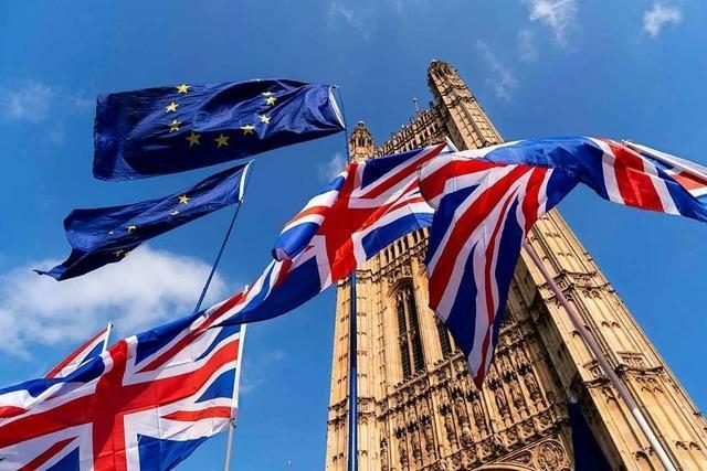 Liveblog: Die weitere Entwicklung im Brexit-Drama