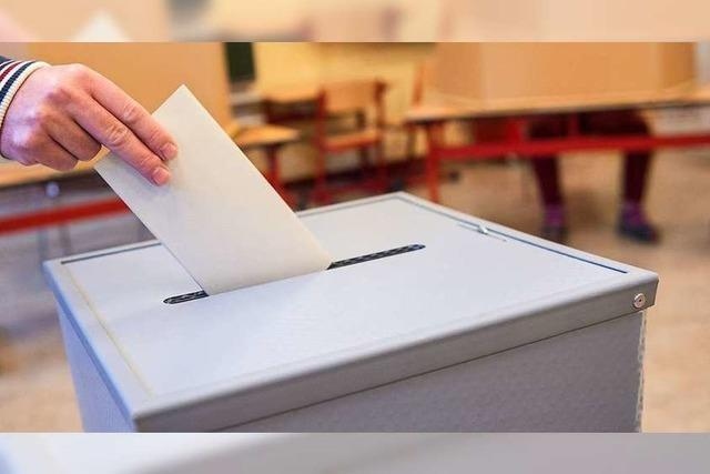 AfD ist in Laufenburg und Murg mit je drei Kandidaten am Start