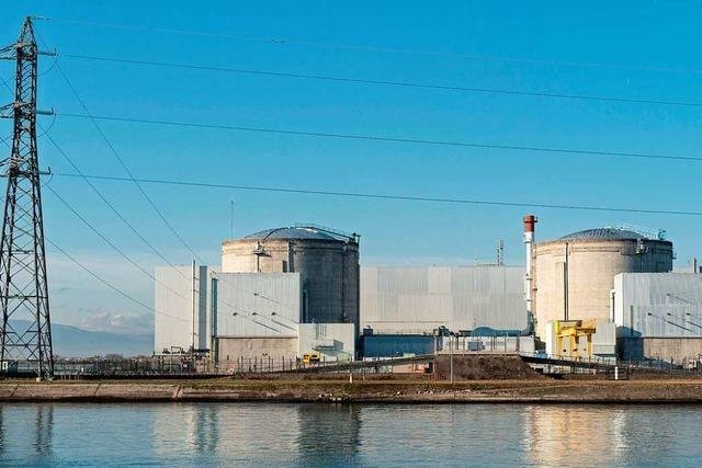 Werden in Fessenheim künftig alte AKW-Generatoren aus ganz Europa zerlegt?