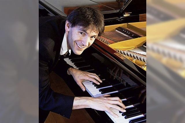 Aktiv in der Region als Musiker, Musikpädagoge und Chorleiter