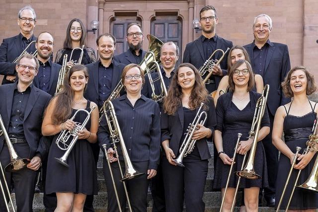 Südbadisches Blechbläserensemble gibt Konzert in der Versöhnungskirche in Waldshut