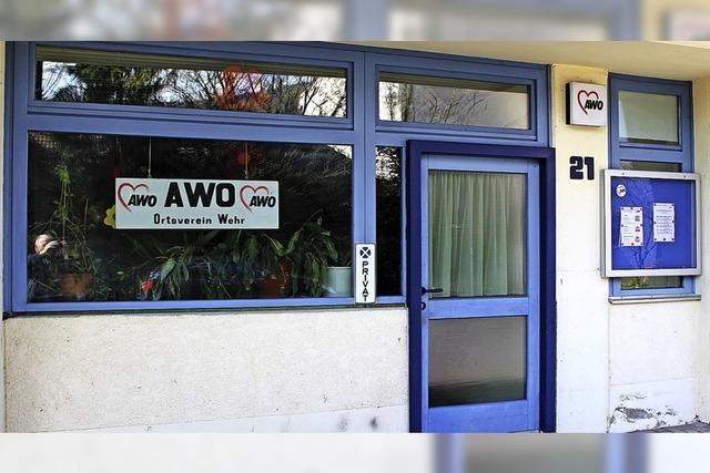 Die Wehrer AWO sucht nach neuem Vorsitzenden