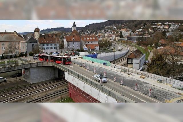 Sanierung der Kolpingbrücke zieht sich
